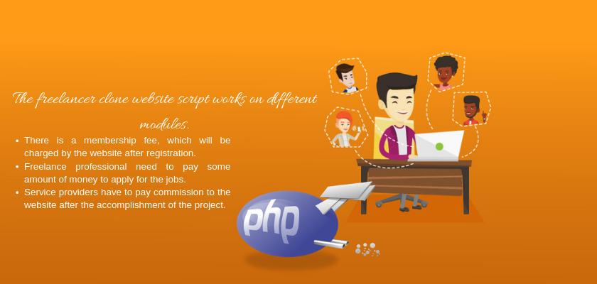 Freelancer Clone Php Script